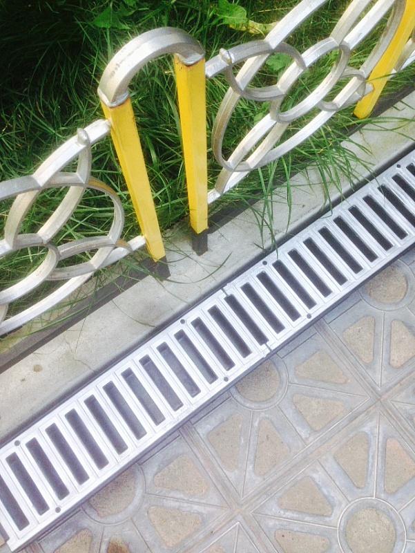 Решетки на ливневую канализацию своими руками